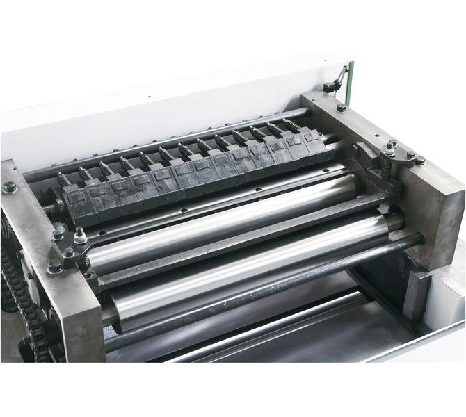 Masywny agregat strugania w wałem 4-nożowym o grubości 120 mm gwarantuje precyzyjną pracę bez wzglę... 1228 - zdjęcie 6