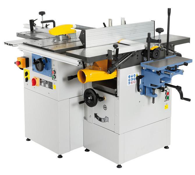 Uniwersalna maszyna wieloczynnościowa CWM 250 R - 230 V * BERNARDO - 1241 - zdjęcie 2