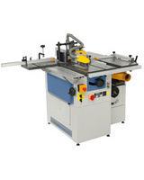 Uniwersalna maszyna wieloczynnościowa CWM 250 R - 400 V * BERNARDO