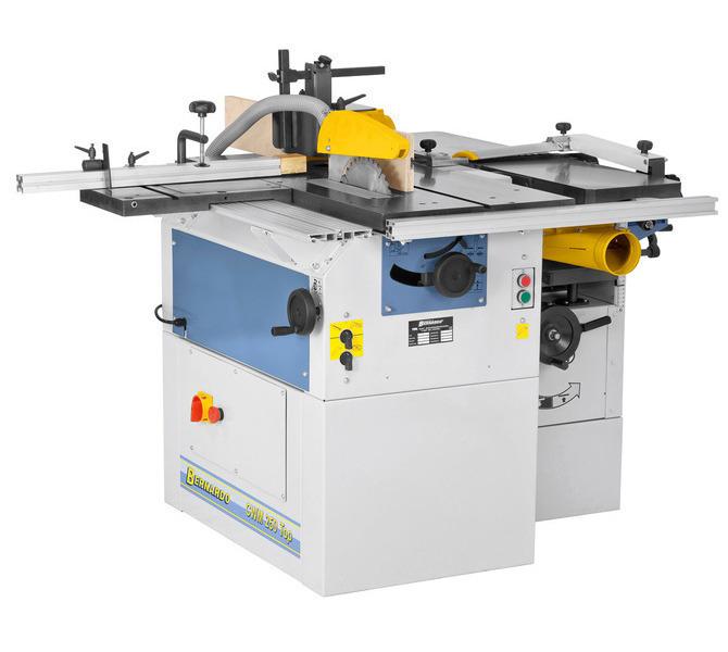Uniwersalna maszyna wieloczynnościowa CWM 250 Top - 400 V * BERNARDO - 1244 - zdjęcie 1