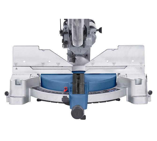 Obustronne przedłużenie stołu umożliwiające mocowanie długich elementów - 6306 - zdjęcie 10