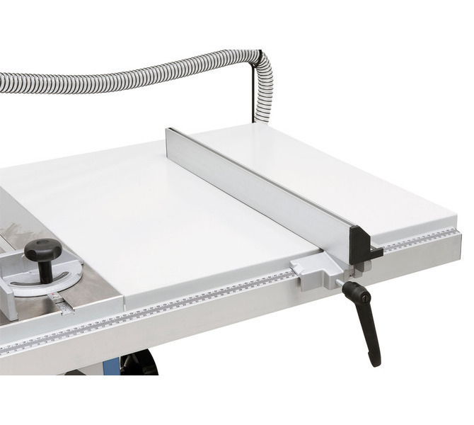 Tischverbreiterung für Schnittbreiten bis 700 mm im Lieferumfang enthalten. - 1273 - zdjęcie 4