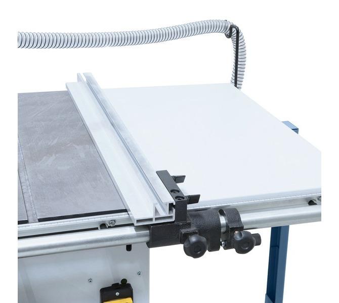 Przecinarka stołowa, krajzega precyzyjna PKS 250 P - 230 V * BERNARDO - 1281 - zdjęcie 6