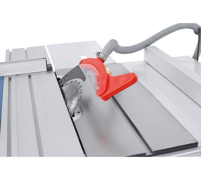 Tarczę pilarską można ustawiać pod kątem w zakresie od 90° do 45°. - 1288 - zdjęcie 8