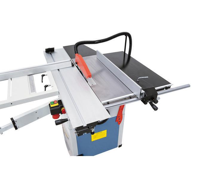 Duży stół roboczy z funkcją poszerzenia do 610 mm w wyposażeniu standardowym. - 1295 - zdjęcie 7