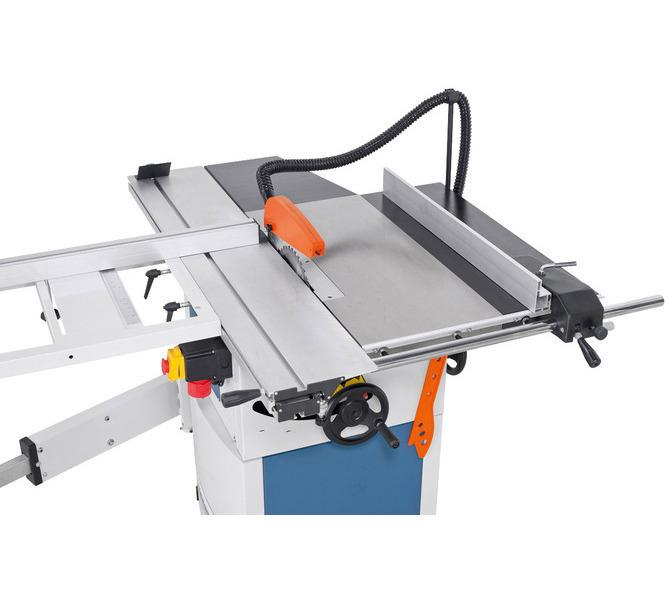 Duży stół roboczy z funkcją poszerzenia do 610 mm w wyposażeniu standardowym. - 1297 - zdjęcie 7