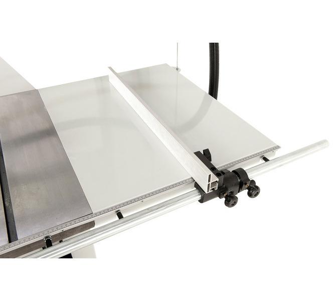 Precyzyjna prowadnica aluminiowego ogranicznika równoległego w postaci okrągłego pręta o średnicy 2... 1299 - zdjęcie 3