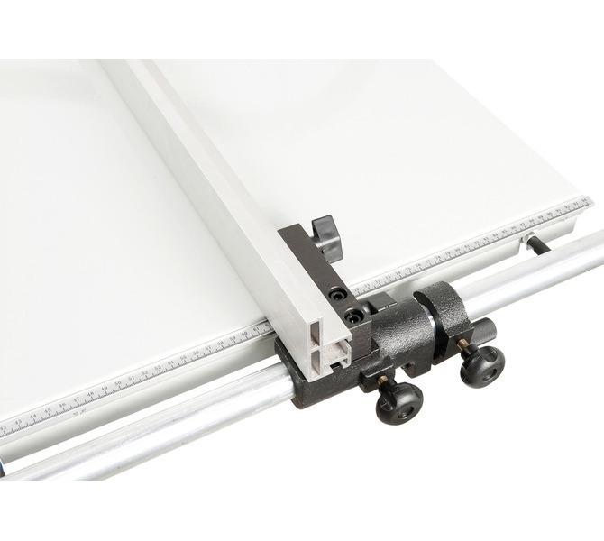 Ogranicznik równoległy z szybką i precyzyjną regulacją szerokości cięcia do 900 mm. - 1299 - zdjęcie 8