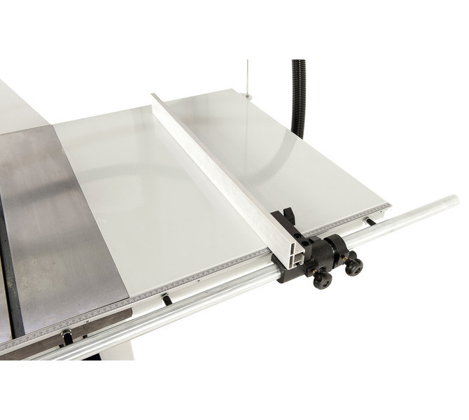 Precyzyjna prowadnica aluminiowego ogranicznika równoległego w postaci okrągłego pręta o średnicy 2... 1300 - zdjęcie 3