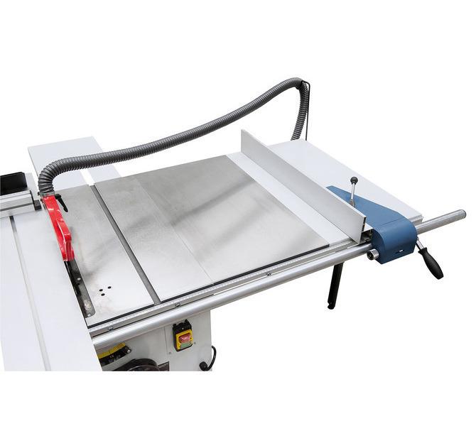 Duży stół roboczy z funkcją poszerzenia do 1200 mm  w wyposażeniu standardowym - 1315 - zdjęcie 9