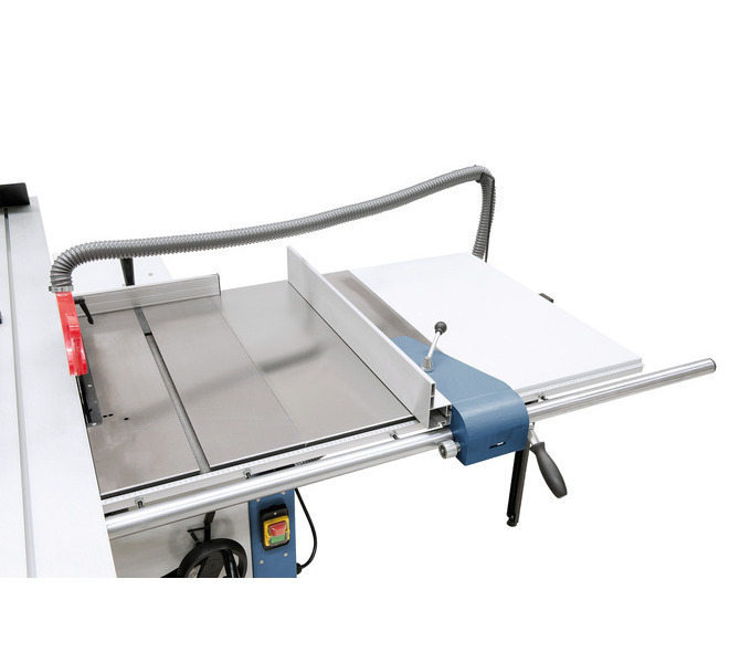 Duży stół roboczy z funkcją poszerzenia do 1200 mm w wyposażeniu standardowym - 1320 - zdjęcie 6