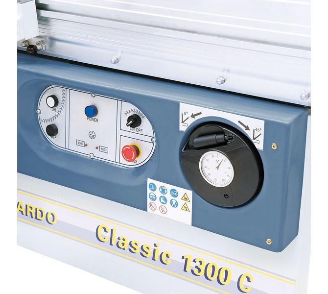 Piła formatowa Classic 1600 C * BERNARDO - 1325 - zdjęcie 11