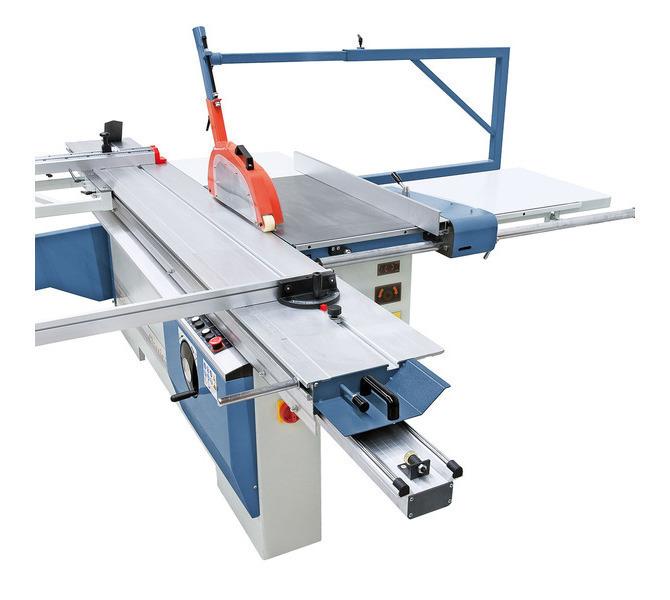 Ogranicznik równoległy z szybką i precyzyjną regulacją szerokości cięcia do 1200 mm. - 1327 - zdjęcie 5