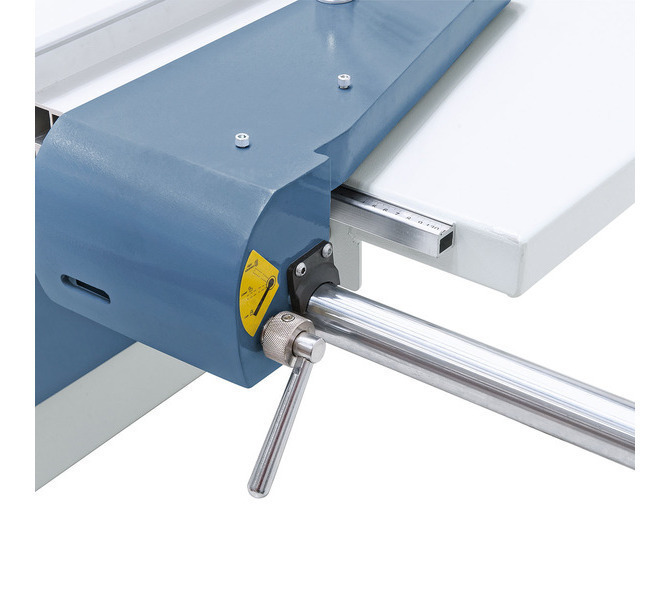 Regulowany ogranicznik równoległy ze skalą umożliwiający obróbkę do szerokości 1200mm - 1327 - zdjęcie 9