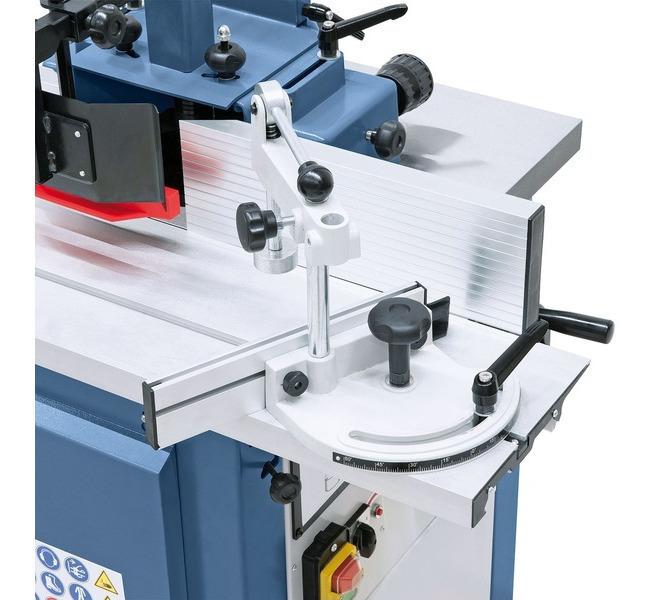 Dostępny w wyposażeniu standard. ogranicznik  skosu jest wychylny w zakresie od -60° do +60° - 1334 - zdjęcie 5