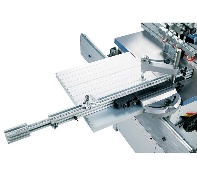 Większa wszechstronność zastosowania dzięki opcjonalnemu stołowi rolkowemu z wyciąganym ogranicznik... 1345 - zdjęcie 6
