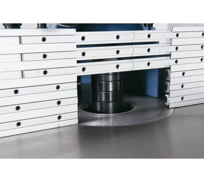 Szyny zabezpieczające z anodyzowanego aluminium można indywidualnie dostosować do każdego kształtu f... 1345 - zdjęcie 7