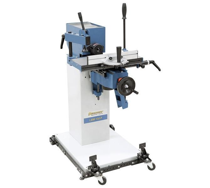 Opcjonalny uniwersalnyukładjezdny pozwala łatwo przestawiać maszynę. - 1360 - zdjęcie 2