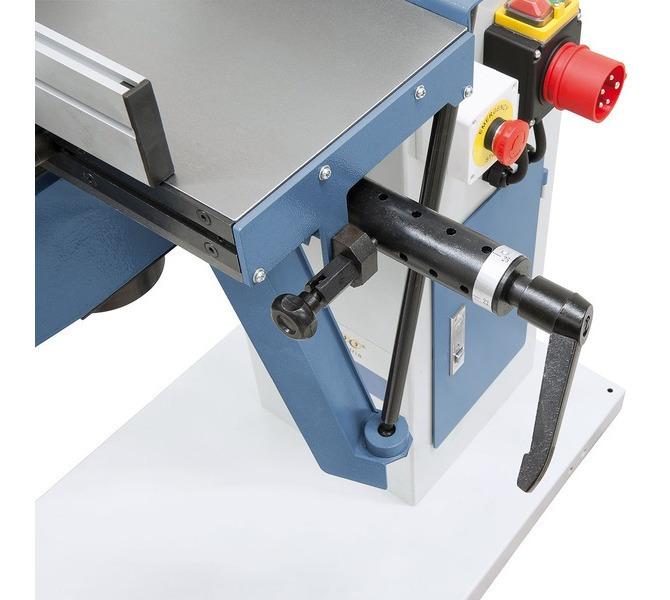 W wyposażeniu standardowym z wiertarką do otworów na kołki 16 / 20 / 22 / 25 mm.  - 1361 - zdjęcie 4
