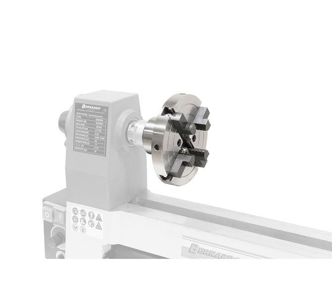 4-szczękowy uchwyt szybkomocujący 125 mm / M 33  (opcjonalnemu) - 1373 - zdjęcie 6