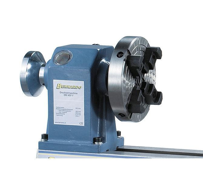 Do mocowania asymetrycznych przedmiotów obrabianych można dołączyć do maszyny 4-szczękowy uchwyt to... 1374 - zdjęcie 3