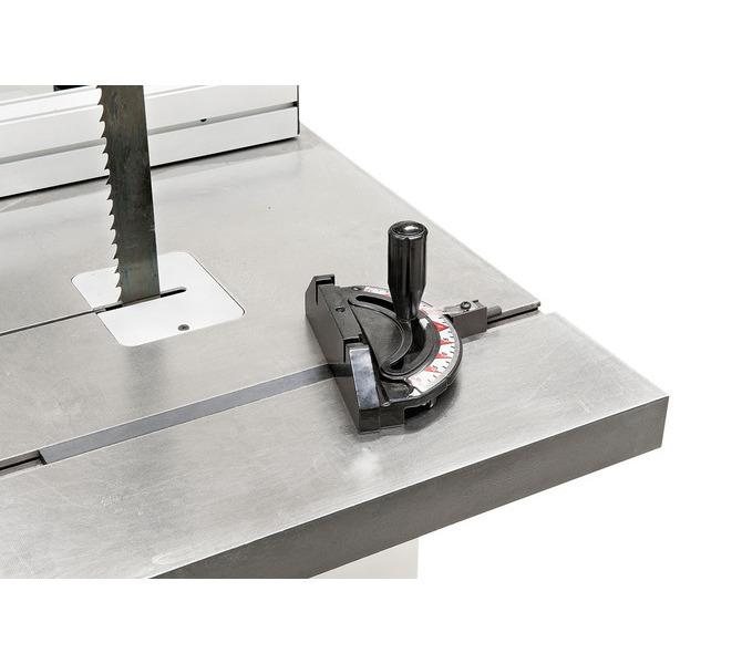 W wyposażeniu standardowy  ogranicznik skosu wychylny w  zakresie od -60° do +60° i  prowadzony w rowk... 1397 - zdjęcie 6