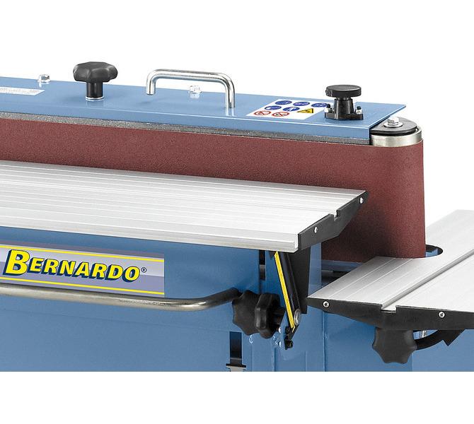 tół roboczy z regulacją wysokości (do 110 mm) w celu optymalnego wykorzystania szerokości taśmy szl... 1417 - zdjęcie 4