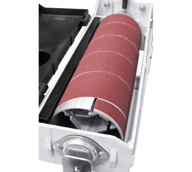 System szybkozaciskowy do mocowania taśmy szlifierskiej. - 1448 - zdjęcie 2