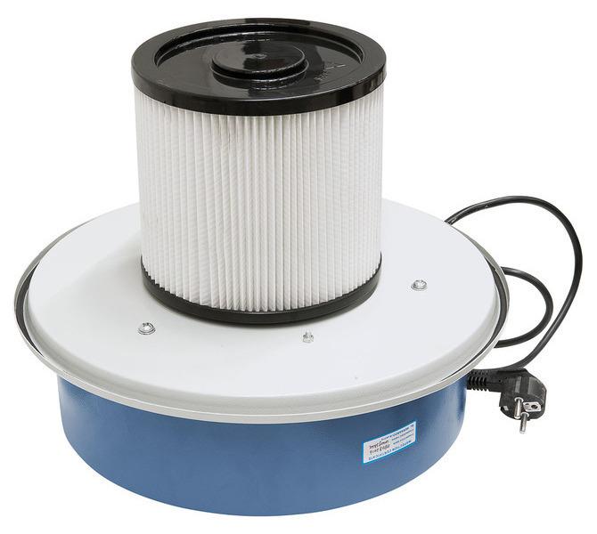 2-stopniowy system filtracyjny (precyzyjny wkład filtra i filtr workowy) zatrzymuje cząstki do 0,5 mikr... 1463 - zdjęcie 6