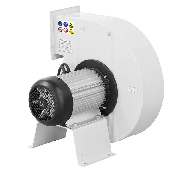 Wentylator promieniowy RV 400 BERNARDO - 1475 - zdjęcie 3