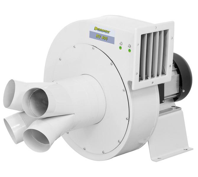 Wentylator promieniowy RV 400 BERNARDO - 1475 - zdjęcie 2