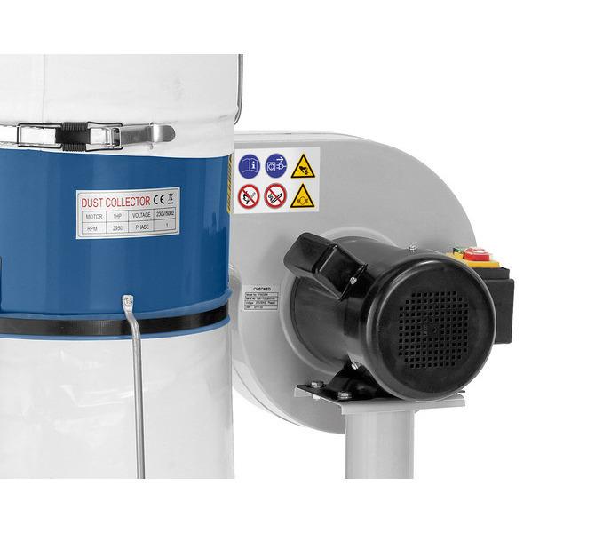 Model dostępny w wersji 230 V lub 400 V - 1485 - zdjęcie 6