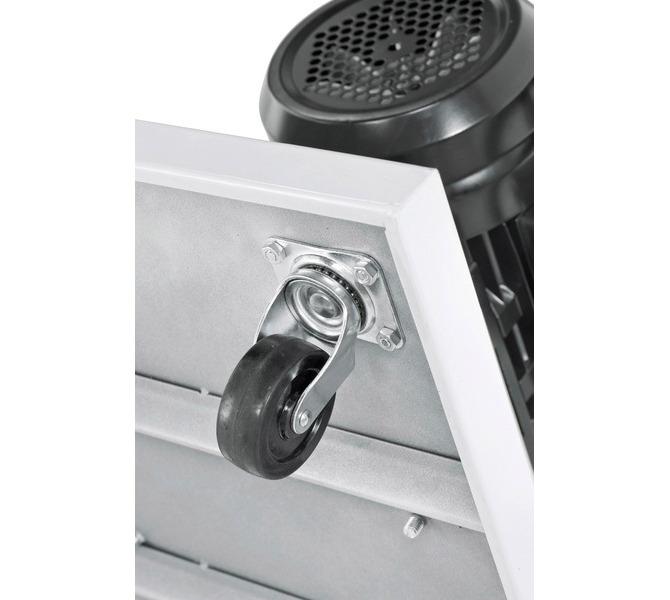 W wyposażeniu standardowym wózek jezdny na kółkach - 1489 - zdjęcie 4