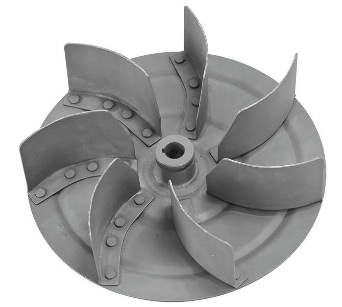 Wysoka wydajność dzięki zastosowaniu aerodynamicznie ukształtowanego koła wentylatora z blachy stalo... 1501 - zdjęcie 8