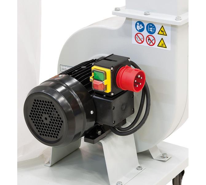 AutomatycznywyłącznikALV 10: Przy włączaniu lub wyłączaniu obrabiarki do drewna odciąg załąc... 1502 - zdjęcie 4