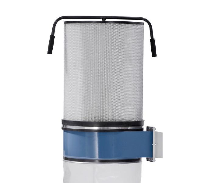 W wyposażeniu standardowym z wkładem filtra ze szczotkami czyszczącymi do usuwania mikropyłów - 1503 - zdjęcie 6