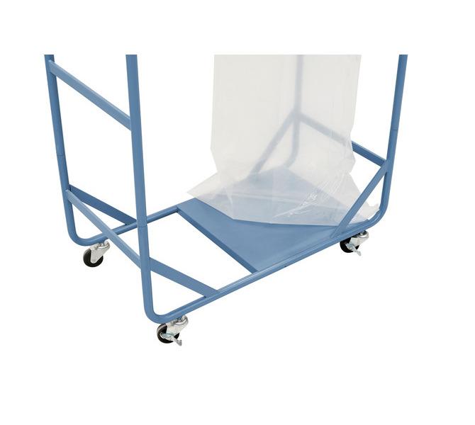 W wyposażeniu standardowym wózek jezdny na kółkach - 1508 - zdjęcie 6