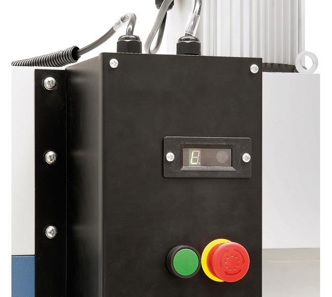 Regulowany zegar sterujący  do automatycznego włączania  i wyłączania wyciągu. - 1513 - zdjęcie 7