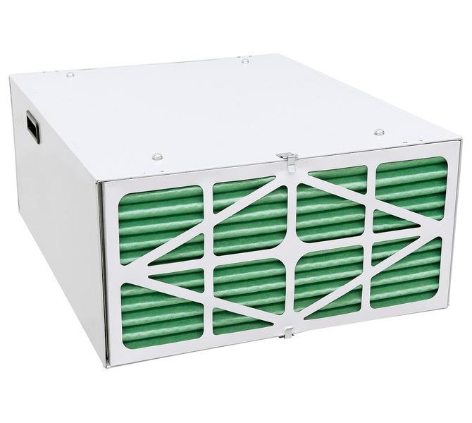 Filtr powietrza, urządzenie odpylające - oczyszczające AC 1100 BERNARDO - 1515 - zdjęcie 2