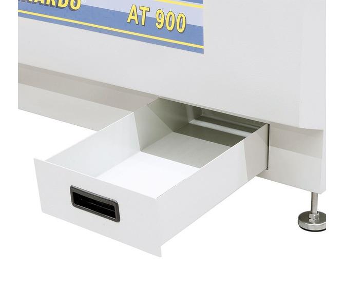 Łatwe usuwanie pyłu od przodu maszyny - 1516 - zdjęcie 5