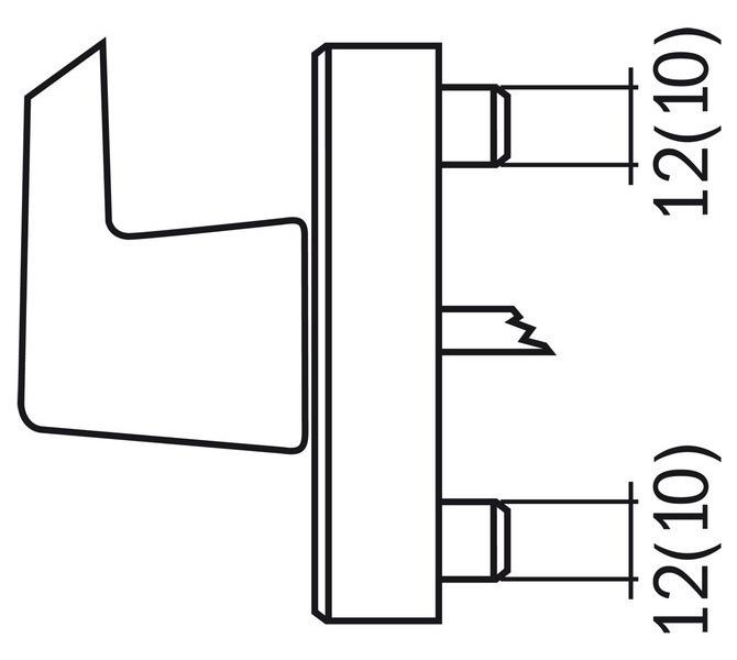 Głowica 43 mm BERNARDO - 1531 - zdjęcie 6