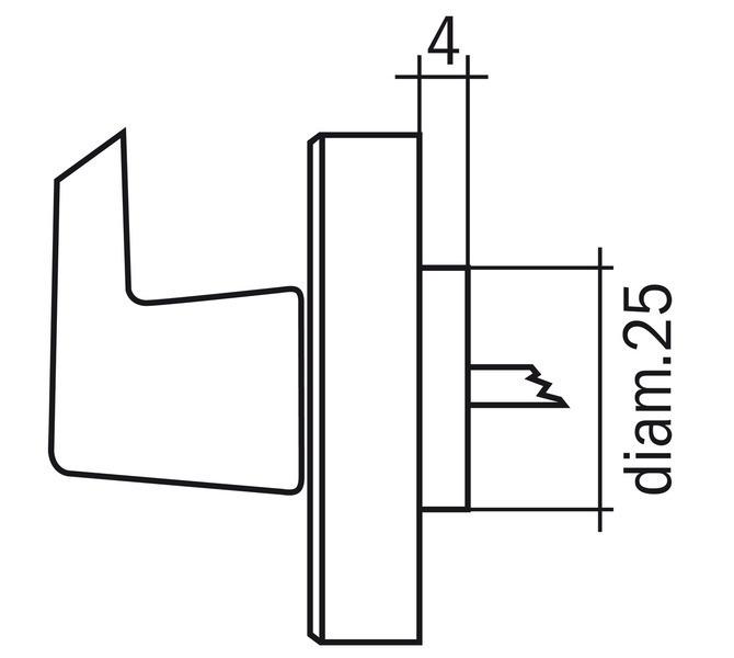 Głowica 43 mm BERNARDO - 1531 - zdjęcie 8