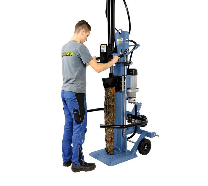 Łuparka do drewna hydrauliczna - rębak - rozłupywarka HS 13 ZE - ELEKTRO - KARDAN * BERNARDO - 6188 - zdjęcie 6