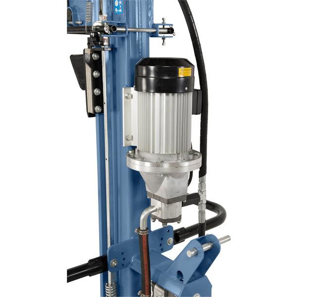 Modele ZE w wyposażeniu standardowym są oferowane z aluminiowym silnikiem napędowym o dużej mocy i wy... 6188 - zdjęcie 9