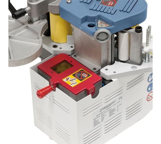 Wysoki stopień bezpieczeństwa przez zamykany zbiornik na klejprzy przechylaniu urządzenia nie ma zagro... 1550 - zdjęcie 5