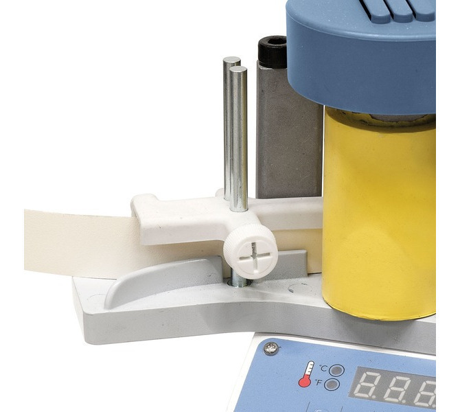 Nastawiany system prowadnic pozwala na stosowanie grubości krawędzi od 0,3 – 3,0 mm i wysokości kraw... 1553 - zdjęcie 3