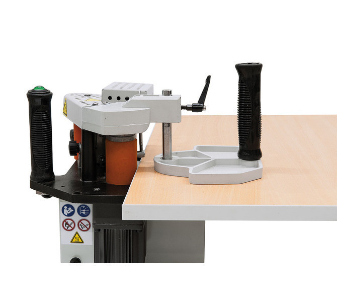Przestawiana na wysokość  płyta prowadząca dla grubości  płyt od 10 – 55 mm - 1563 - zdjęcie 4