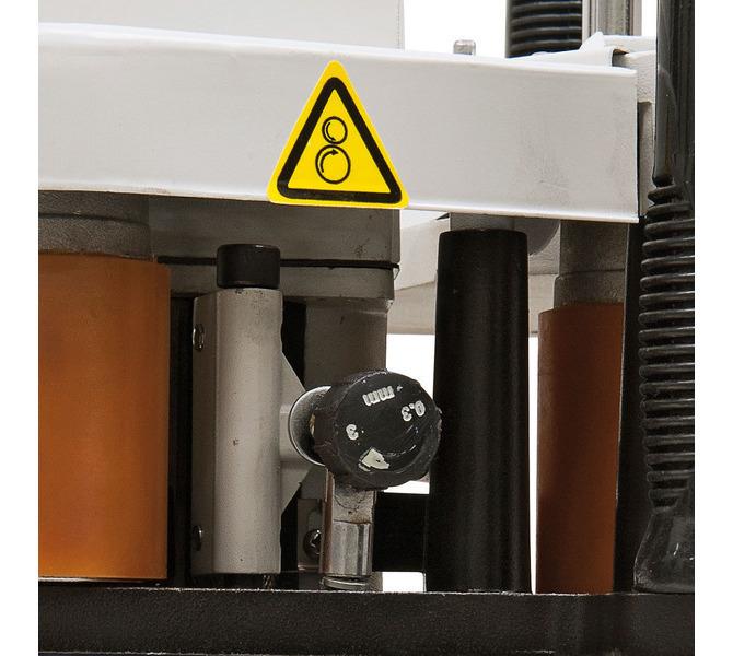 Proste ustawianie najczęściej używanych krawędzi (grubość  0,3 / 1 / 2 / 3 mm) - 1563 - zdjęcie 9