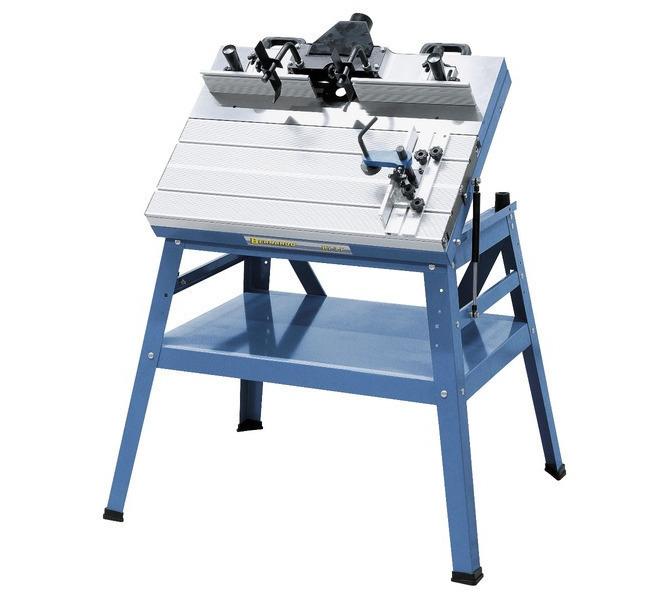 Stół można nachylić w celu ułatwienia montażu freza górnego. - 1610 - zdjęcie 3