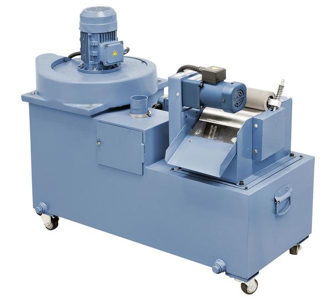 System chłodzący z chłodziwem i magnetycznym separatorem drobin do BSG 50100 / 60120 PLC BERNARDO - 2407 - zdjęcie 1